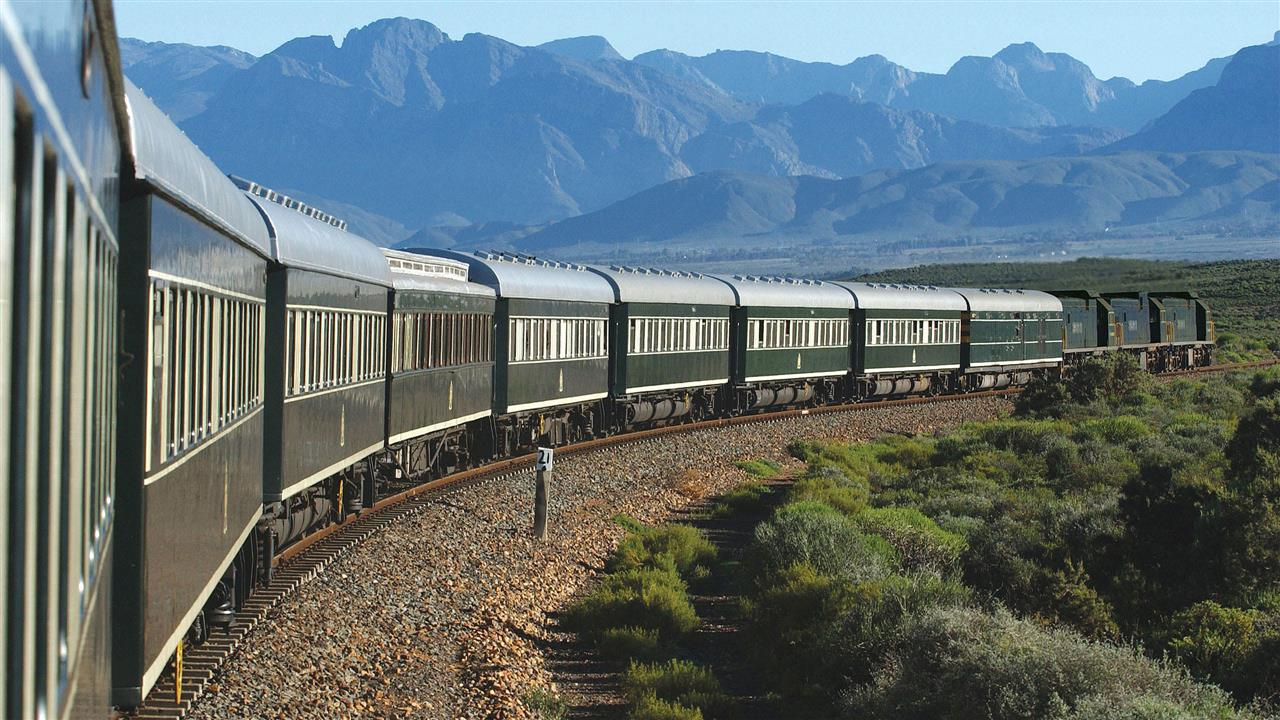 Rovos Rail - Die ultimative Reise in Afrika