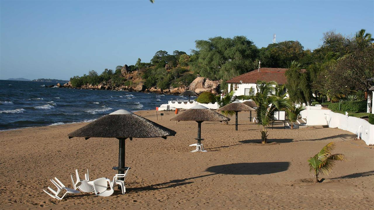 Malawi - Lake Malawi - Salema - Livingstonia Beach Hotel